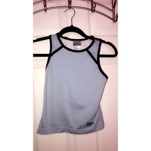 Light Blue Everlast Sport top